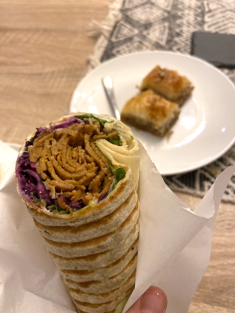 Döner Munich Vegan